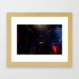 Search for Self Framed Art Print