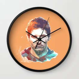 Messi Cool Wall Clock