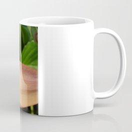 Orange Lily Closeup Coffee Mug