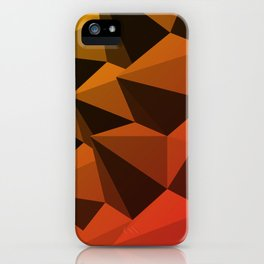 Spiky Brutalism - Swiss Army Pavilion iPhone Case