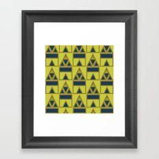 Pattern Print Edition 1 No. 8 Framed Art Print