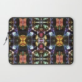 Stained glass pattern Laptop Sleeve