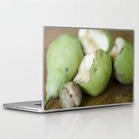 pear Laptop & iPad Skins featuring Pear by BiancaDejaNu