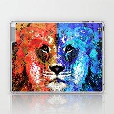 Lion Art - Majesty - Sharon Cummings Laptop & iPad Skin
