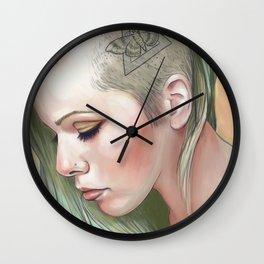 Caudal Lure Wall Clock