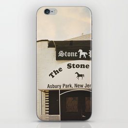 The Stone Pony iPhone Skin