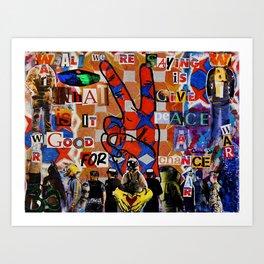 99% Art Print