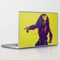 predator Laptop & iPad Skins featuring Predator  by Ambady