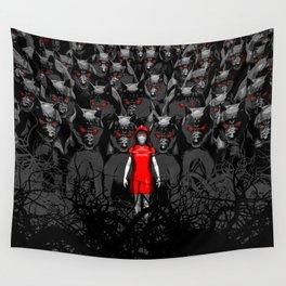 Girl N the Hood Wall Tapestry