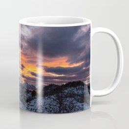 Sunset-rise Coffee Mug