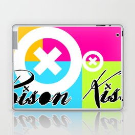 POISON KISS - COLORS EDITION Laptop & iPad Skin