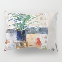 New York City Interior Pillow Sham