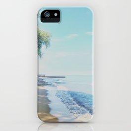 Lazy Days iPhone Case