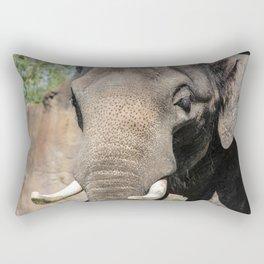Elephant Love Rectangular Pillow