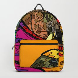 Hippie Walrus Backpack