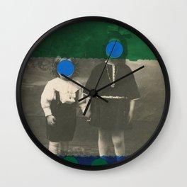 A Modern Landscape Wall Clock