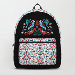 Jurassic Folk Backpack