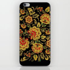 Khokhloma. iPhone & iPod Skin