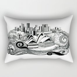 Sydney - City Series 1 Rectangular Pillow