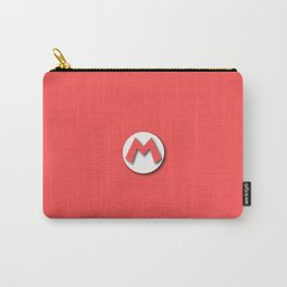 The Emblem of the Plumber, Mario Carry-All Pouch