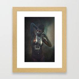Giuly Framed Art Print