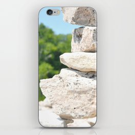 Summer Inuksuk. iPhone Skin