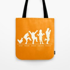 Bluth Chickens Tote Bag