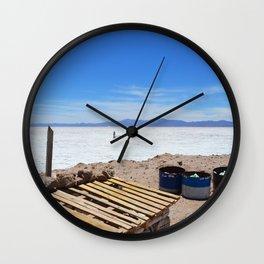 JUJUY I Wall Clock