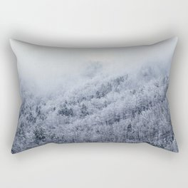 Winter Cometh Rectangular Pillow