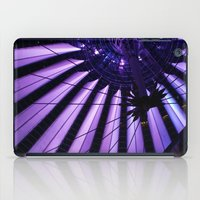 surrealism iPad Cases featuring City Surrealism by Notions