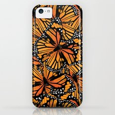 Monarch Butterflies Slim Case iPhone 5c