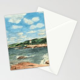 Grand Marais Stationery Cards