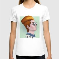 tim shumate T-shirts featuring TIM ACID by Greenteaelf