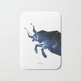 Constellation - Taurus Bath Mat