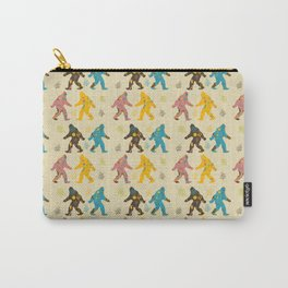 Bigfoot Beige Carry-All Pouch