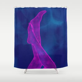 Havoc Shower Curtain