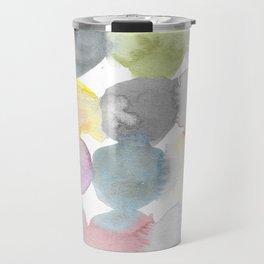 Tile Circles Travel Mug