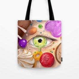 eye candy Tote Bag