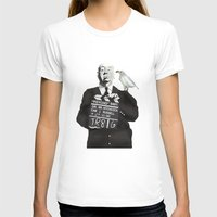 hitchcock T-shirts featuring Hitchcock by Dano77