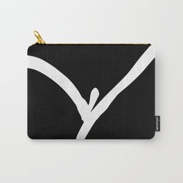 Vagina 1b by Kathy Morton Stanion Carry-All Pouch