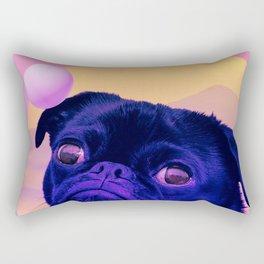 BatDog Summer Time Rectangular Pillow