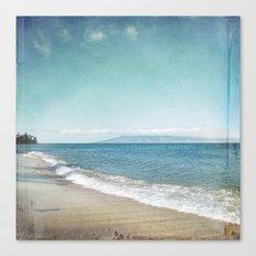 Strand Canvas Print