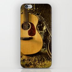 Songs from the Wood iPhone & iPod Skin
