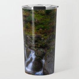 Waterfall in Ireland (RR 253) Travel Mug