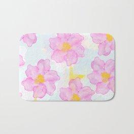 Dazed Flower Bath Mat