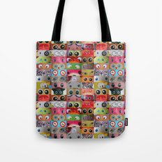 Eyes Eyes Eyes  Tote Bag