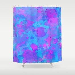 Slapsh Arrows Shower Curtain