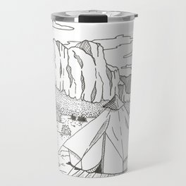 Yurt Dreams Travel Mug