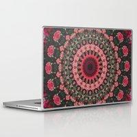 spiritual Laptop & iPad Skins featuring Spiritual Rhythm Mandala by Elias Zacarias