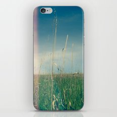 Her Heart Was a Wide Open Landscape iPhone & iPod Skin